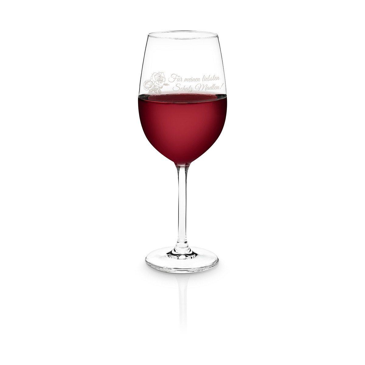 PPersonalisierbares Rotweinglas von Schott Zwiesel - Rosen
