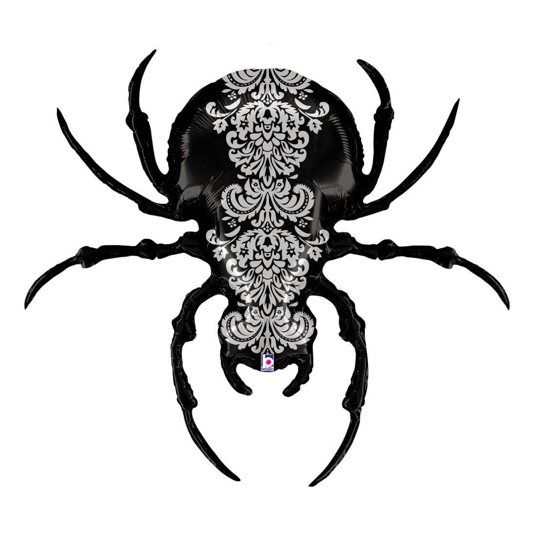 """PRETTY SCARY SPIDER 119 CM/ 47 """""""