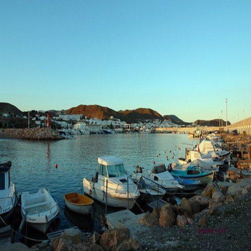 Puesta de Sol en Yate - Almería