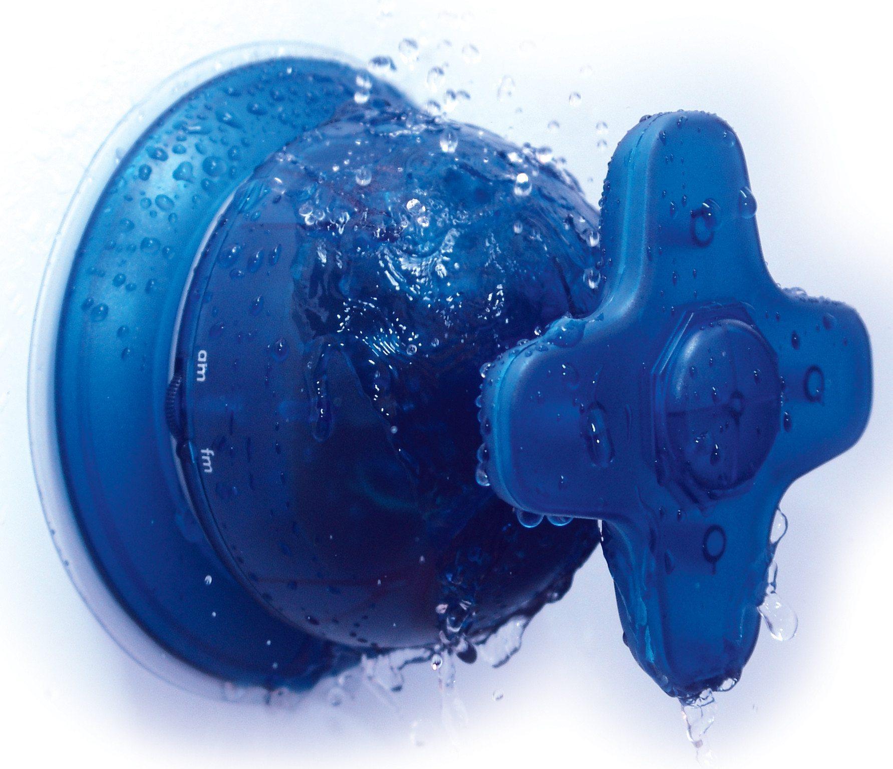 Radio de ducha