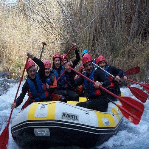 Rafting Aguas Bravas - Albacete