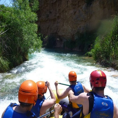 Rafting en el Rio Cabriel - Valencia
