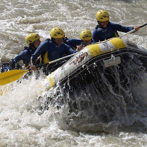 Rafting - Málaga