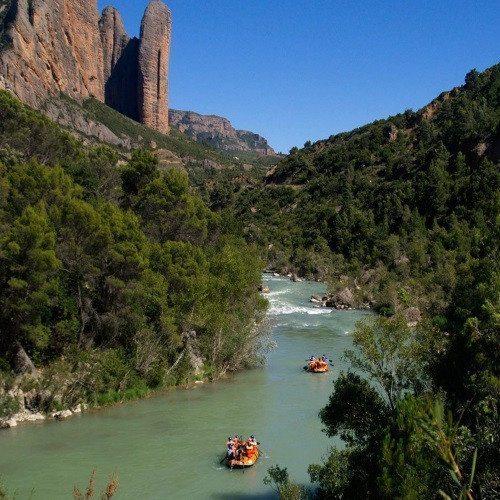 Rafting Río Gallego - Huesca
