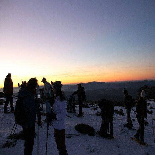 Raquetas de Nieva por la Sierra de Gredos - Ávila