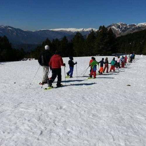 Raquetas de Nieve - Berguedá