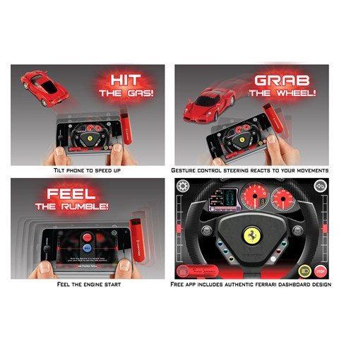 RC Ferrari für's iPhone – Überblick