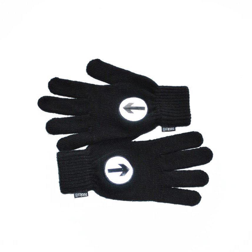 Reflektierende Accessoires für Fahrradfahrer
