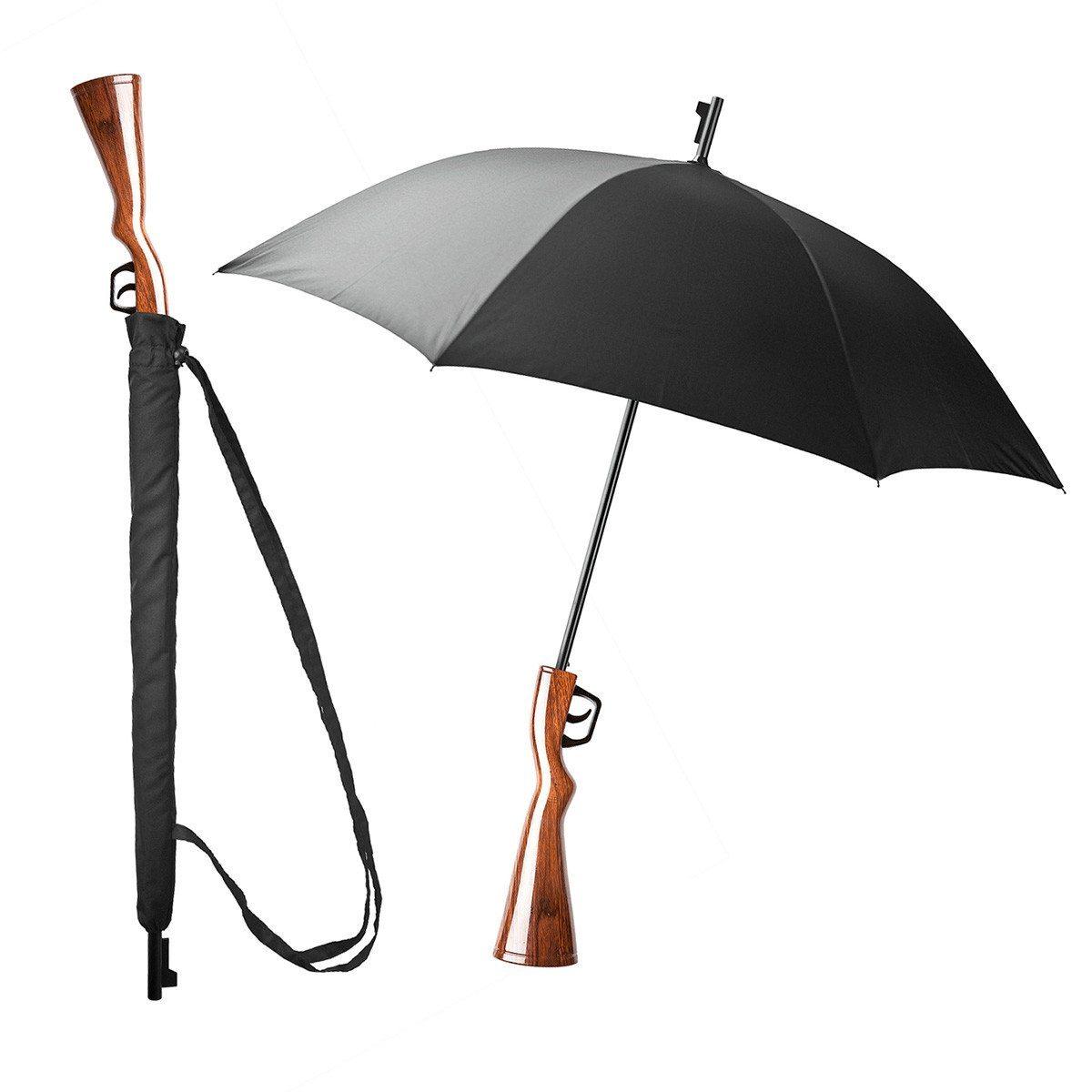 """Regenschirm """"Gewehr"""""""