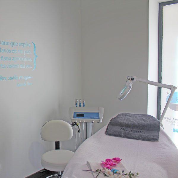 Ritual y tratamiento facial - Málaga