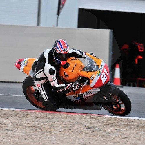 Rodada de Moto Circuito de Cartagena - Murcia