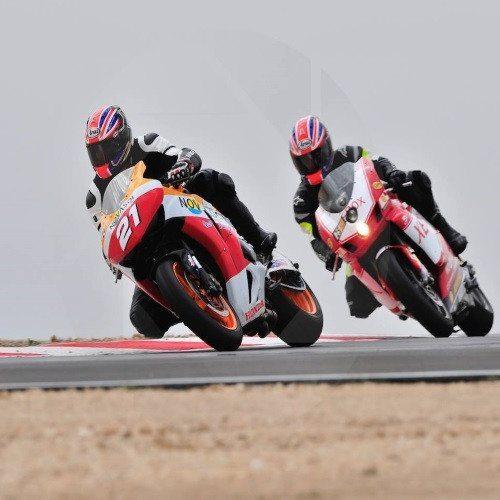 Rodada de Moto Circuito Monte Blanco - Huelva