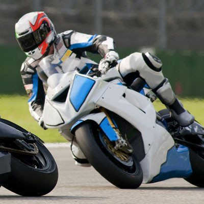 Rodada libre de moto - Circuito Motorland