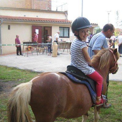 Ruta a caballo por Gaia - Barcelona
