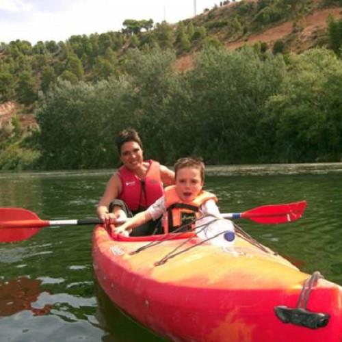 Ruta cultural en Canoa o Kayak por las islas de la calma - Tarragona