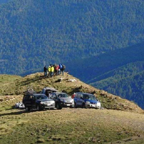 Ruta de alta montaña en 4x4 - Andorra
