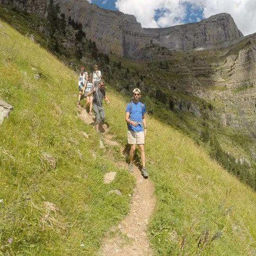 Ruta de Montaña - Huesca