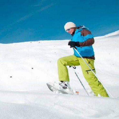 Ruta en 4x4 y raquetas de nieve con menú - Huesca