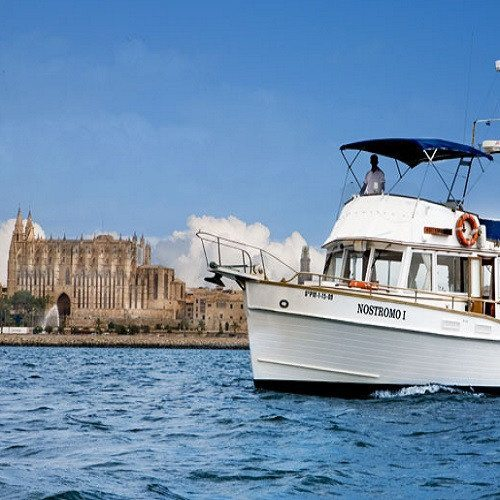Ruta en barco por el sur-oeste de la isla - Mallorca