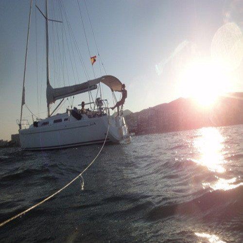 Ruta en Barco por la Costa de Benalmádena - Málaga