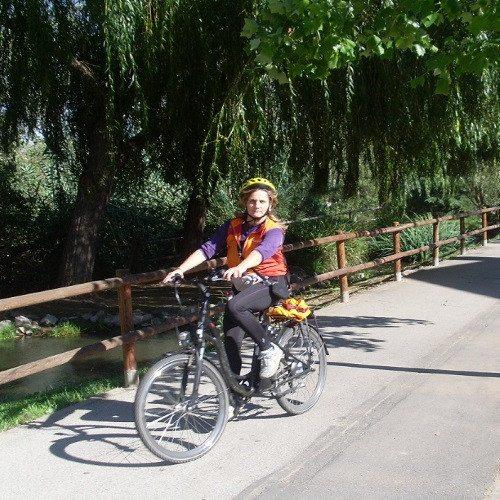 Ruta en bici eléctrica - Barcelona