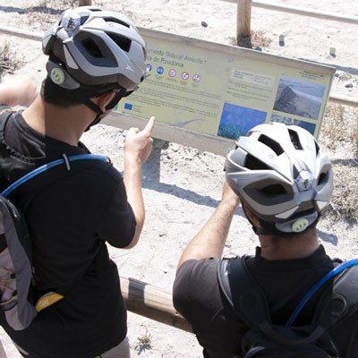 Ruta en bicicleta Agrícola y Ganadera - Almería