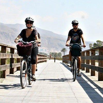 Ruta en bicicleta Gourmet y Marinera - Almería