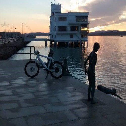 Ruta en bicleta eléctrica por Santander - Cantabria