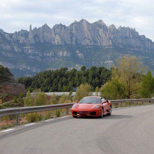 Ruta en Ferrari + Pilotar Avioneta - Barcelona
