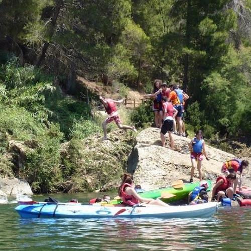 Ruta en Kayak con baño en playa y observar aves - Tarragona