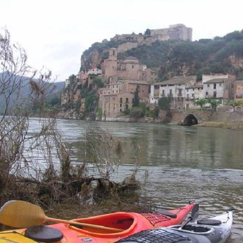 Ruta en Piragua de Miravet a Benifallet - Tarragona