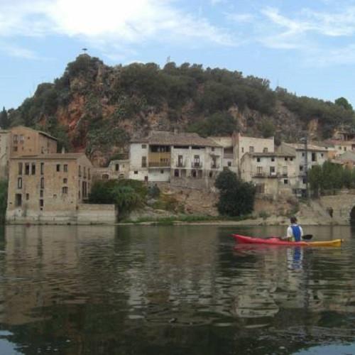 Ruta en Piragua por las cinco islas - Tarragona