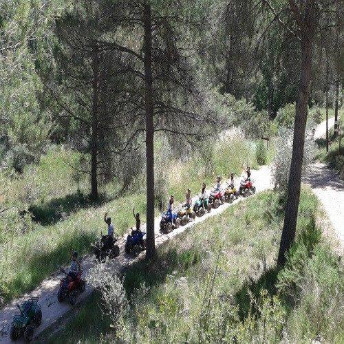 Ruta en Quad Eléctrico - Valencia