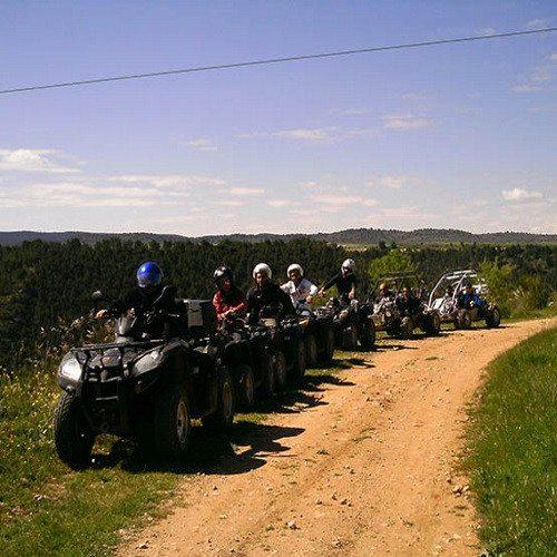 Ruta en Quads - Albacete