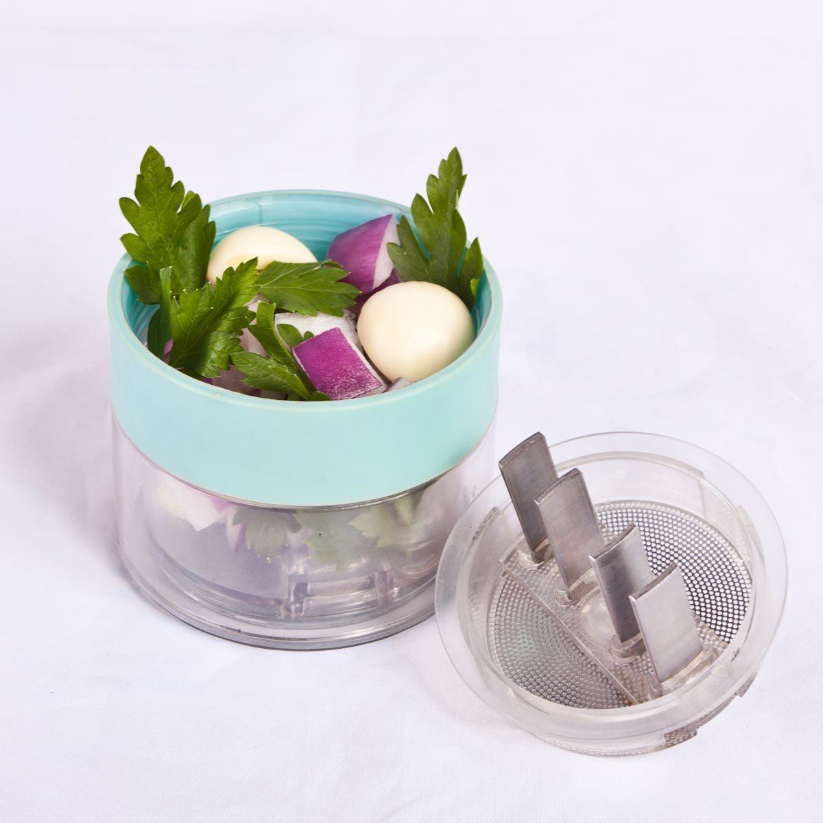SaladZinger - Der Olivenölmixer für Ihren Salat