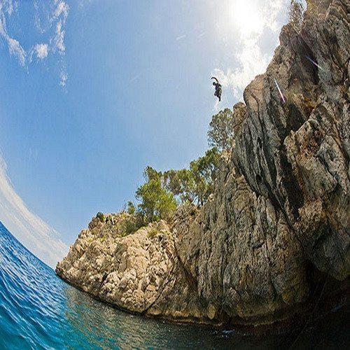 Salta de Acantilados - Mallorca