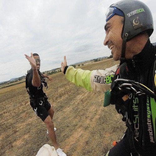 Salto en Paracaídas - Barcelona
