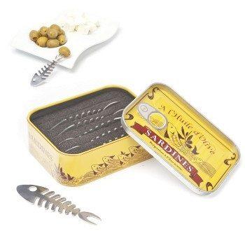 sardina tenedores