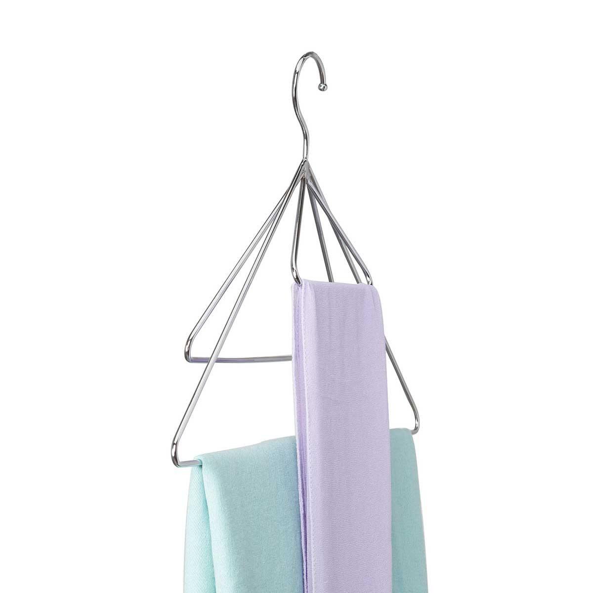 Schal- und Tuchhalter