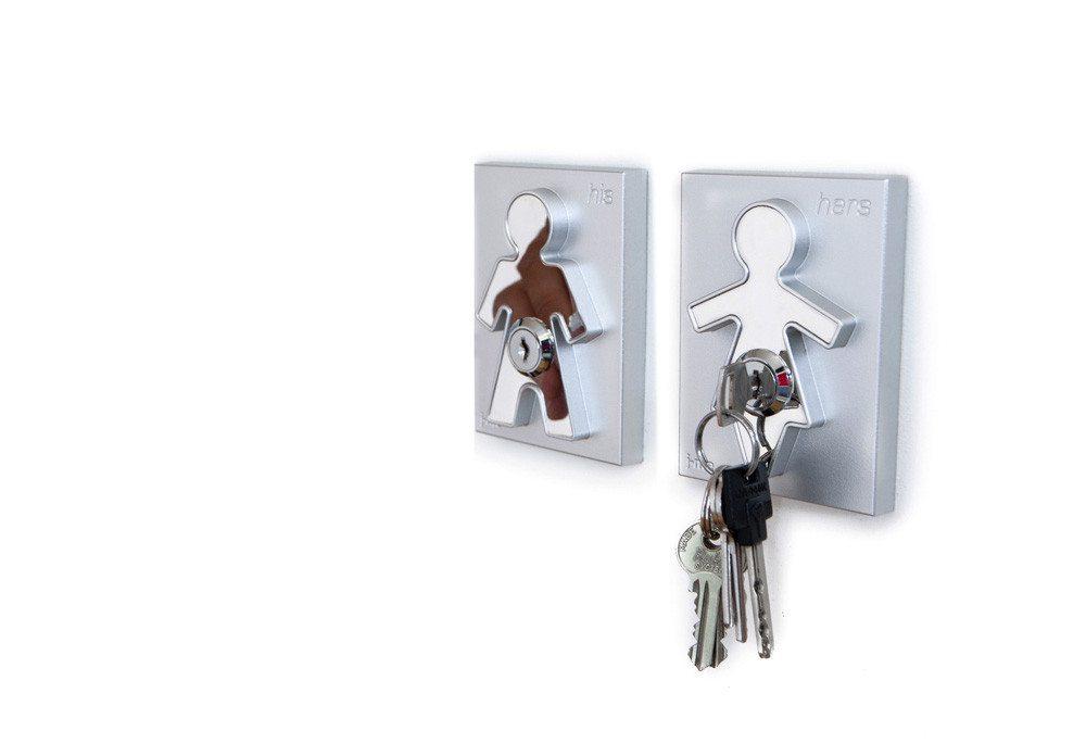 Schlüsselhalter für Sie und Ihn zusammen