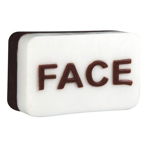 """Seife """"Ar*** / Gesicht"""""""