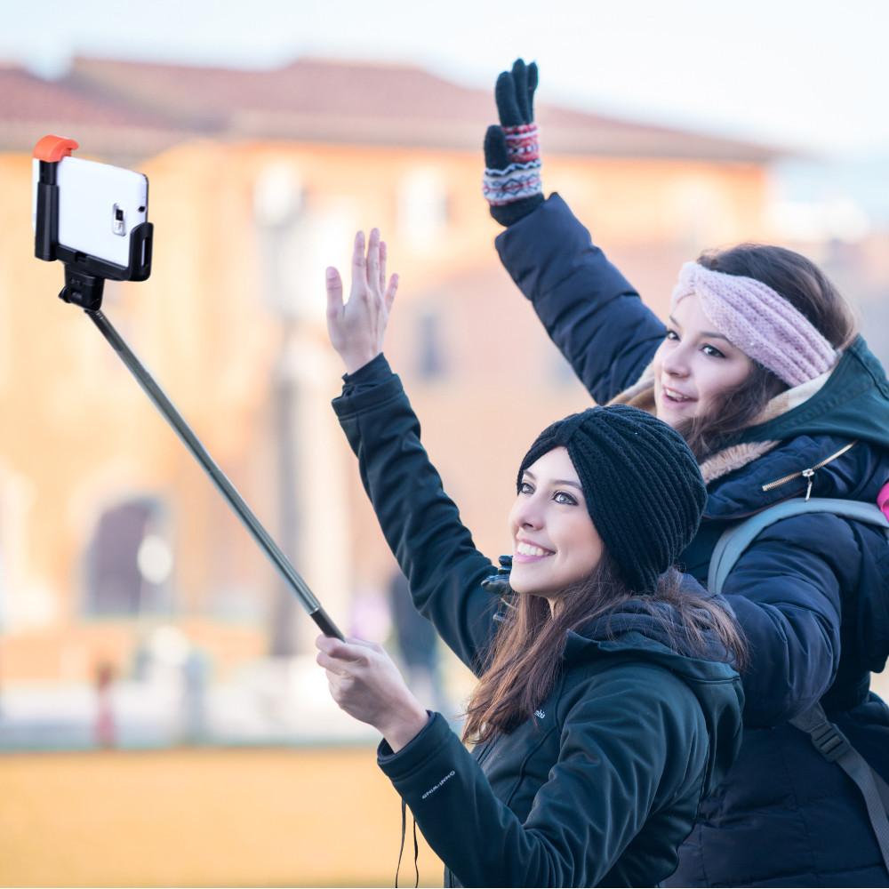 Selfie Stick mit Bluetooth