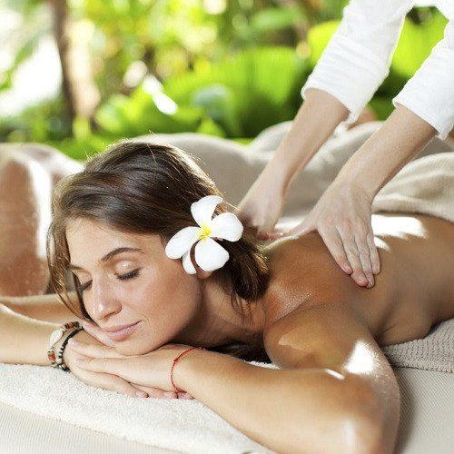 Sesión de masaje relajante - Alicante