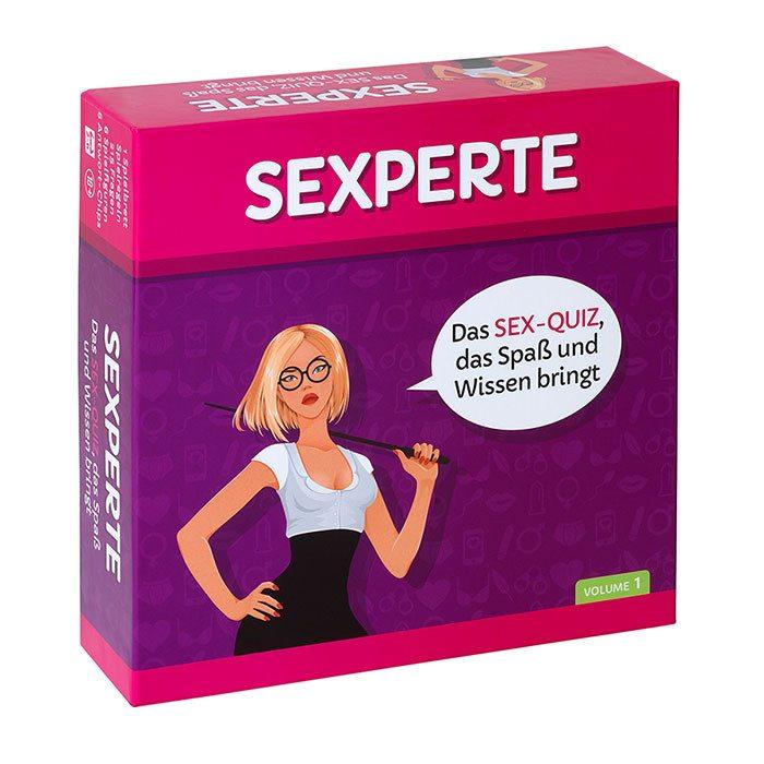 Sexperte - Quiz