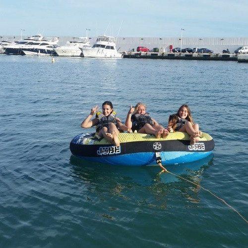 Sky Acuático, Wakeboard, Hinchable en al agua - Málaga