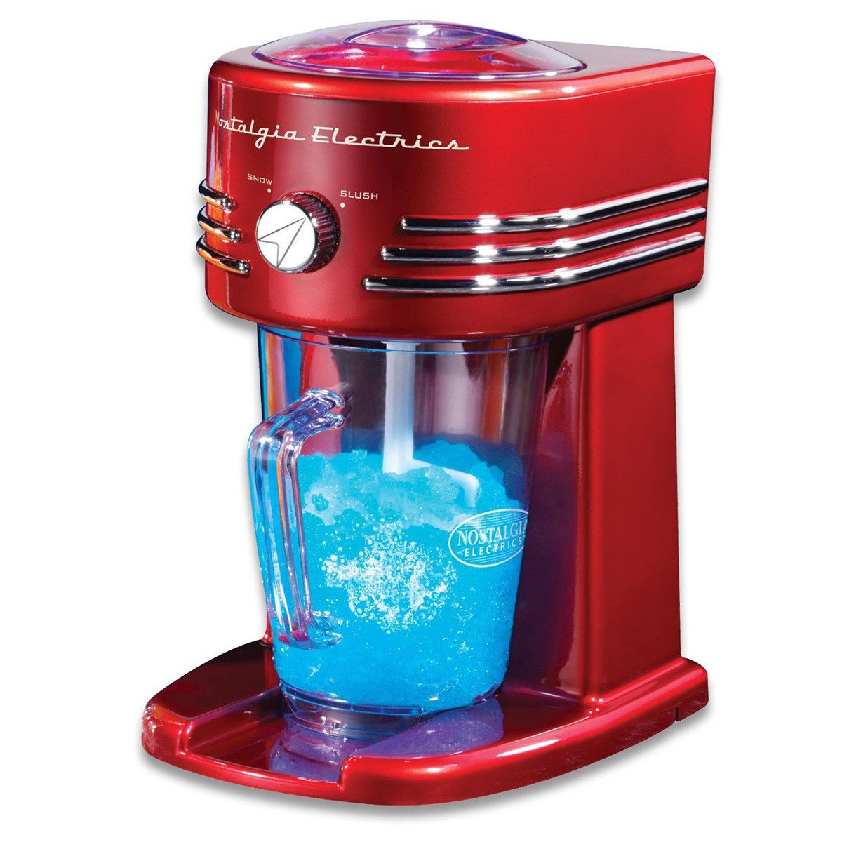 Slush- & Crushed-Ice-Maker
