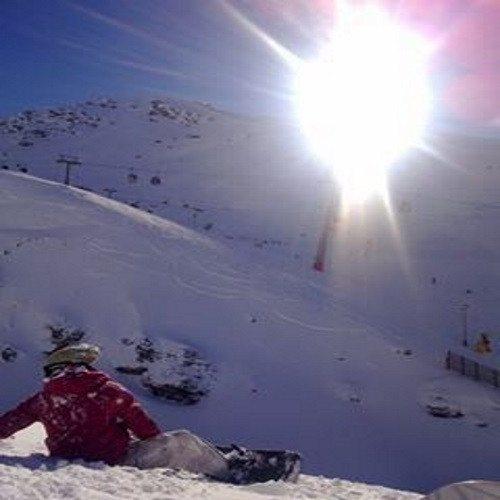 Snow y equipo : 2 clases grupales - Granada