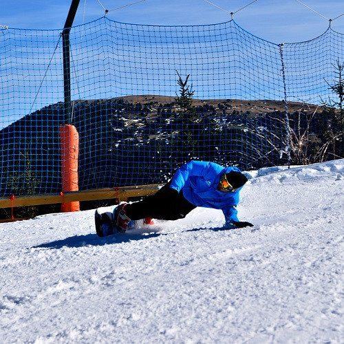 Snowboard Freestyle en pareja en La Molina - Girona