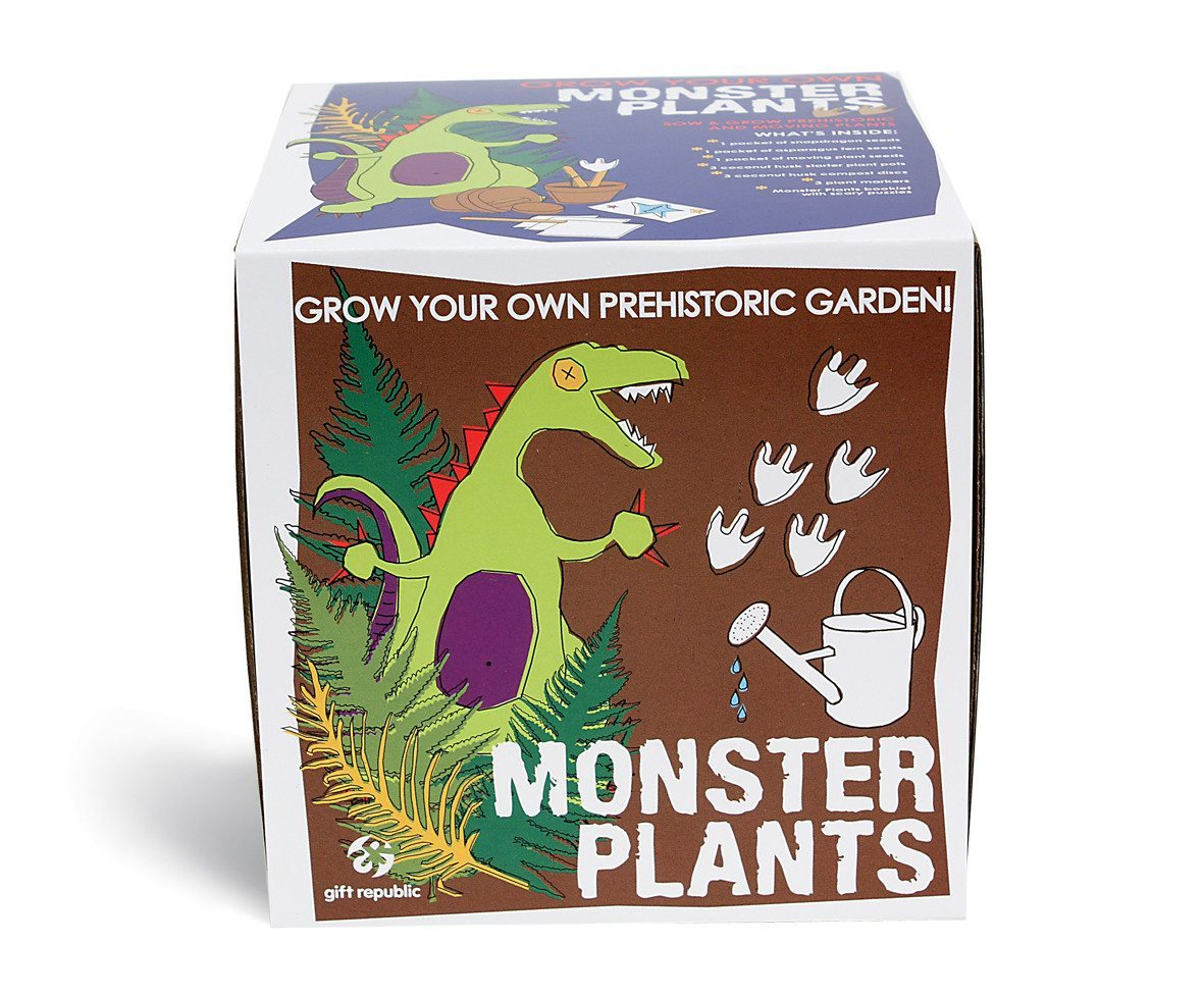 Sow & Grow Monsterpflanzen