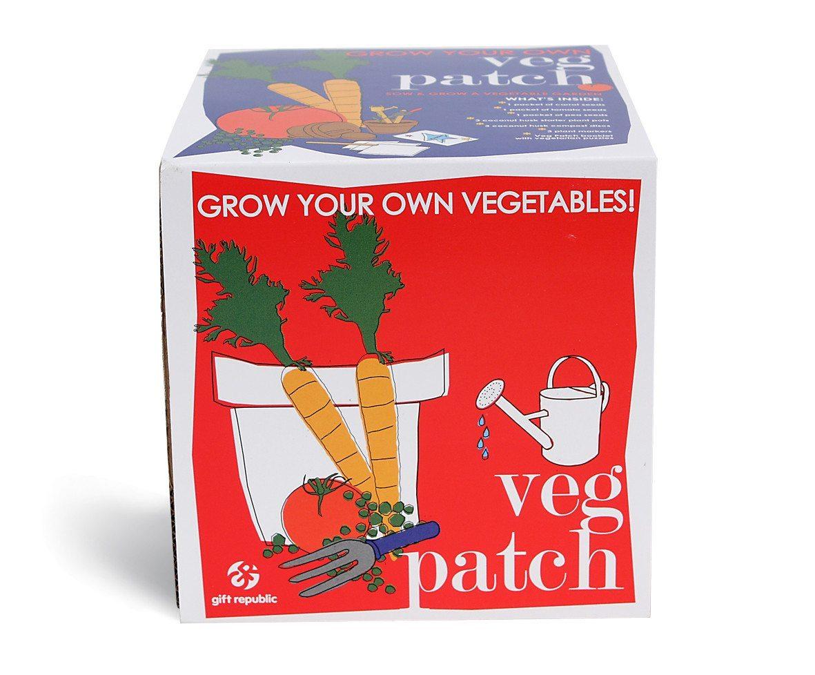Sow & Grow Veggie Garten